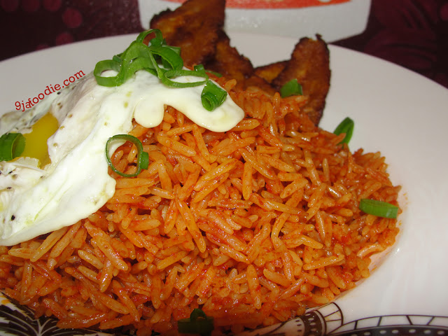Modern african cuisine jollof rice with basmati rice - Contemporary cuisine recipes ...