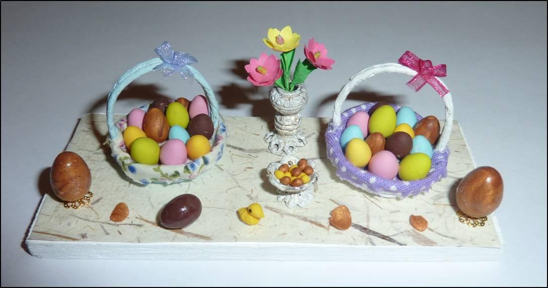 Rellenos de cestas de Pascua para adolescentes