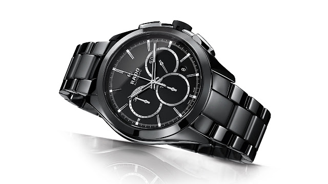 Rado HyperChrome Automatic Chronograph Watch