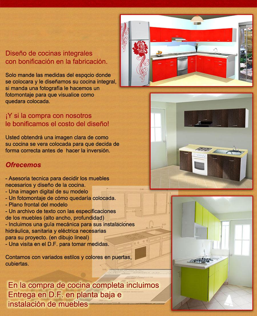 Dise o de cocinas en 3d fotorealismo planos - Disenos de cocinas en 3d ...