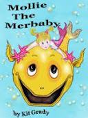 Mollie the Merbaby by Kit Grady