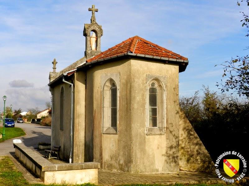 HOUDREVILLE (54) - Chapelle du Sacré-Coeur (1877-79)