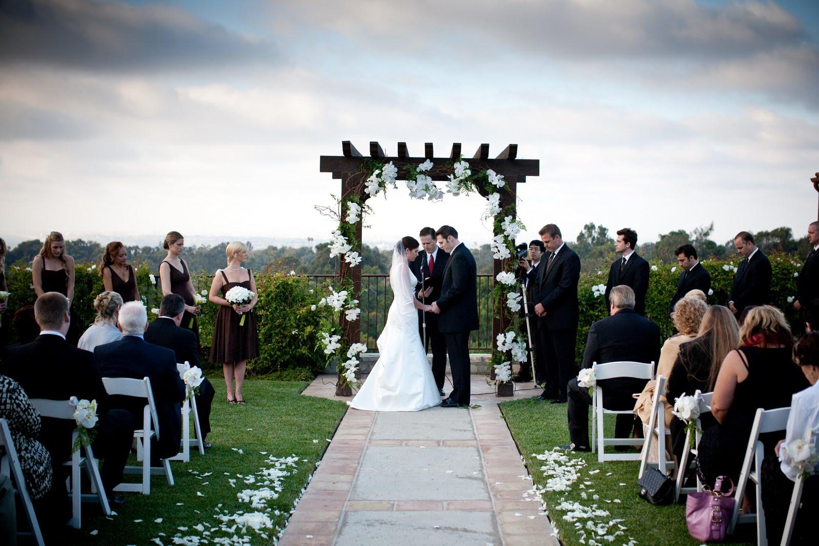 A Palos Verdes Country Club Wedding Kate Jay