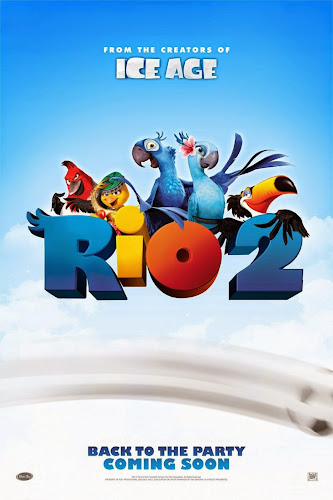 Rio 2 (BRRip 3D FULL HD Español Latino) (2014)