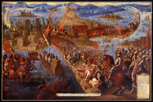 impact of spanish colonisation on the aztecs I really need to know the impact of spanish colonisation on the  what impact did the spanish colonsiation  already spread the disease to the aztecs.