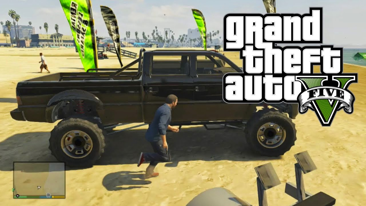 GTA 5 Cars and Trucks