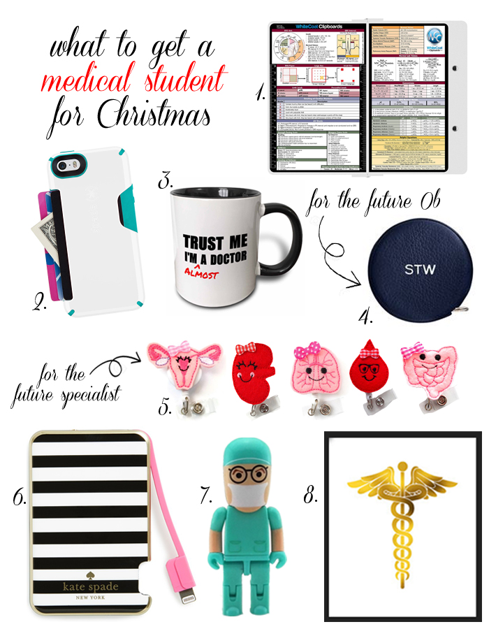 gift ideas for a medical student