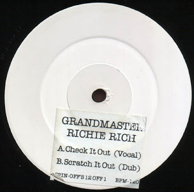 "Grandmaster Richie Rich ‎– Check It Out (1984) (12"") (320 kbps)"
