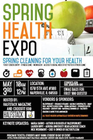 HEALTH EXPO INVITE