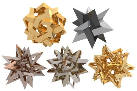 Modular Origami Or Unit Is A Paperfolding Technique Which Uses Multiple Sheets Of Paper To Create Larger And More Complex Structure Than Would