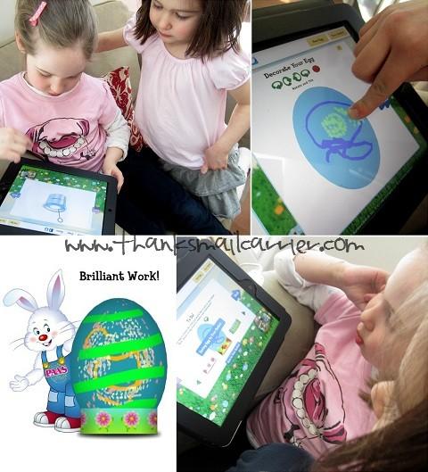 Easter Egg app