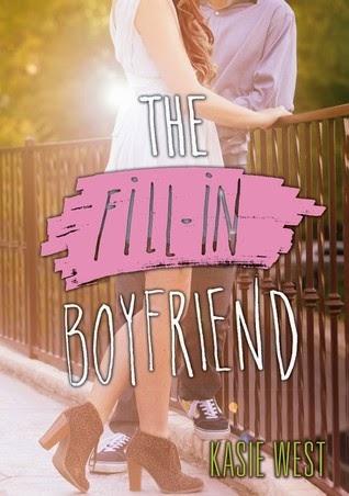 The Fill-in Boyfriend cover