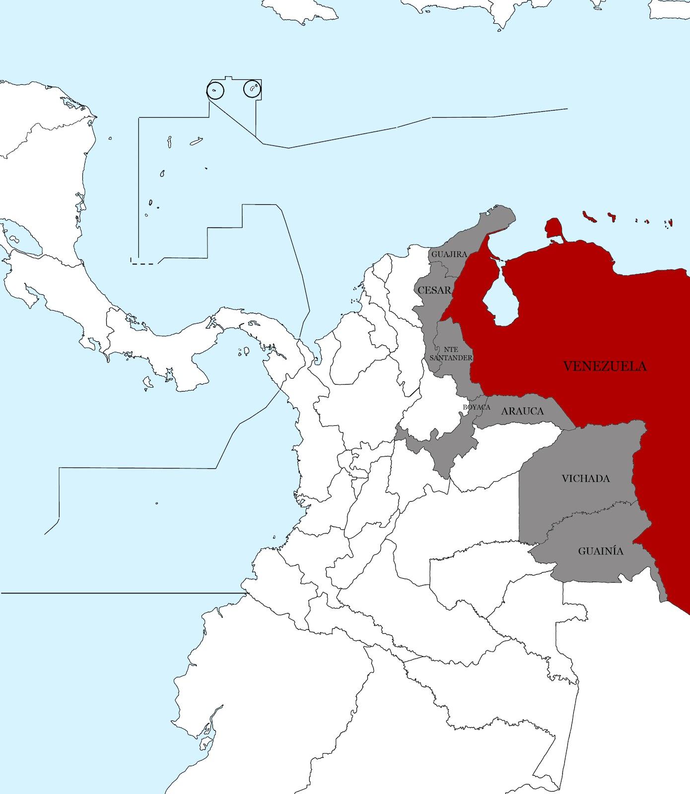 Revista La Timonera FRONTERAS MARTIMAS Y TERRESTRES DE COLOMBIA