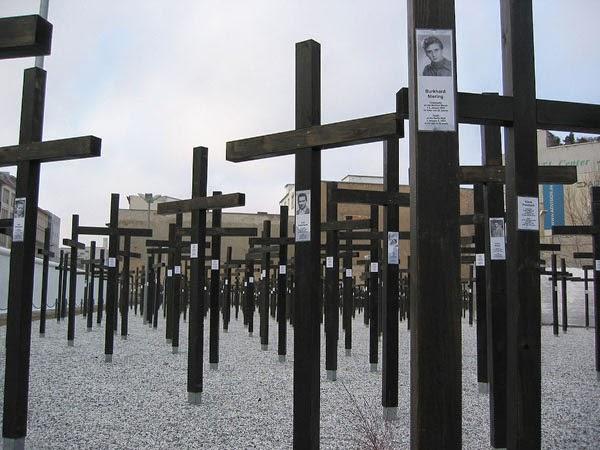 10 Tristes historias ocurridas en el Muro de Berlin.