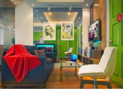 dekorasi ruang tamu ukuran kecil - rumah minimalis