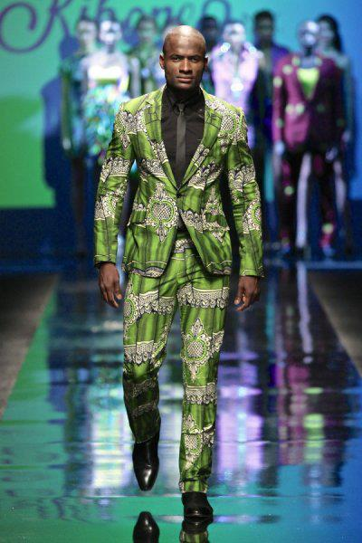 Modele de veste en pagne africain-Mercedes fashion-week in South africa-kibonen ny