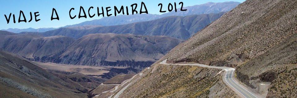 VIAJE A CACHEMIRA 2012