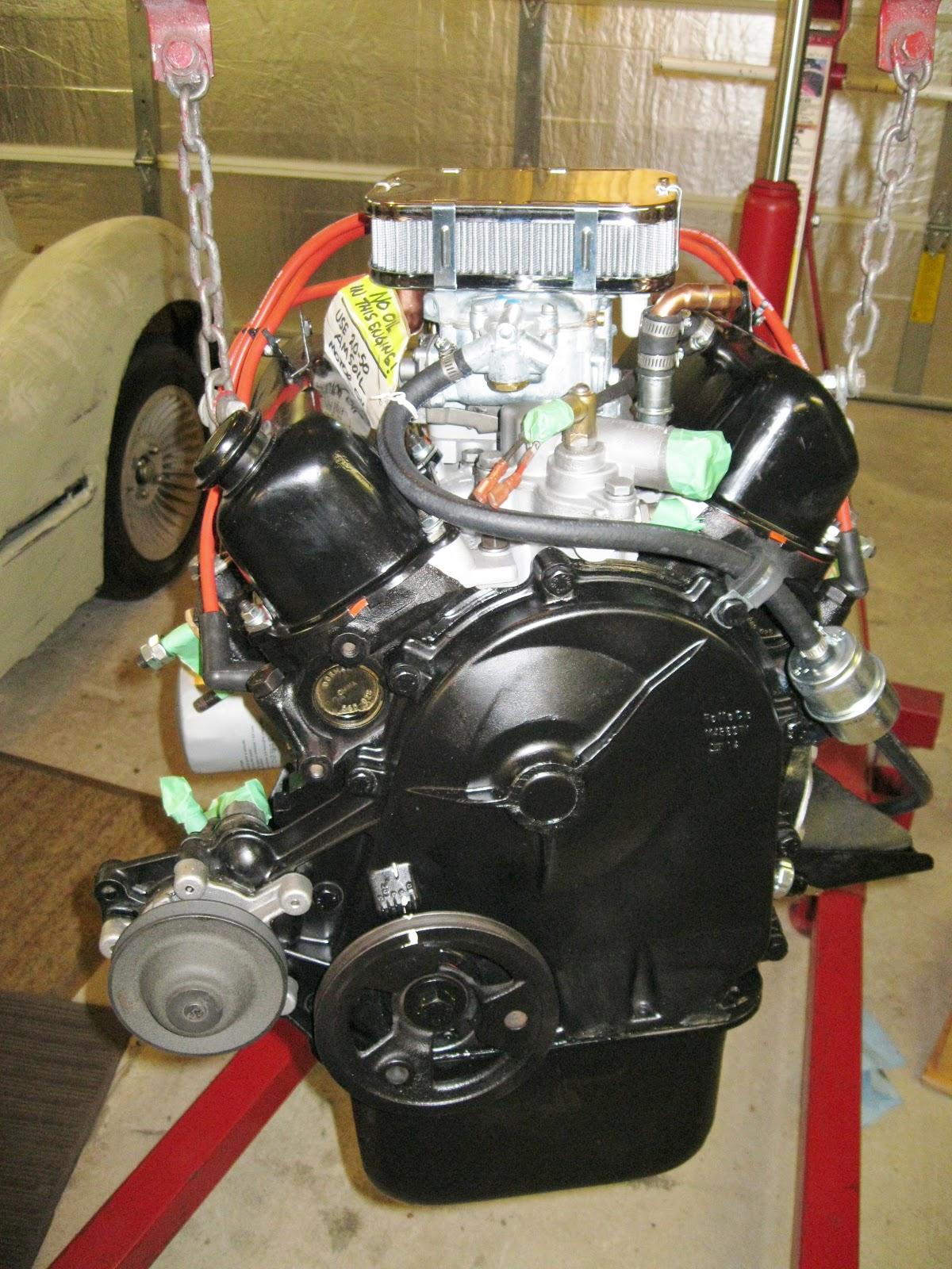 saab v4 motor