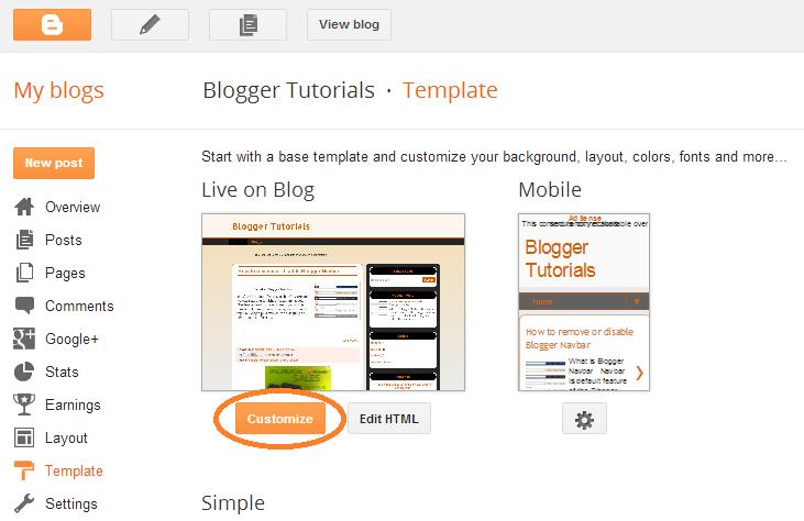 3 column blogger template layout | Blogger Tutorials