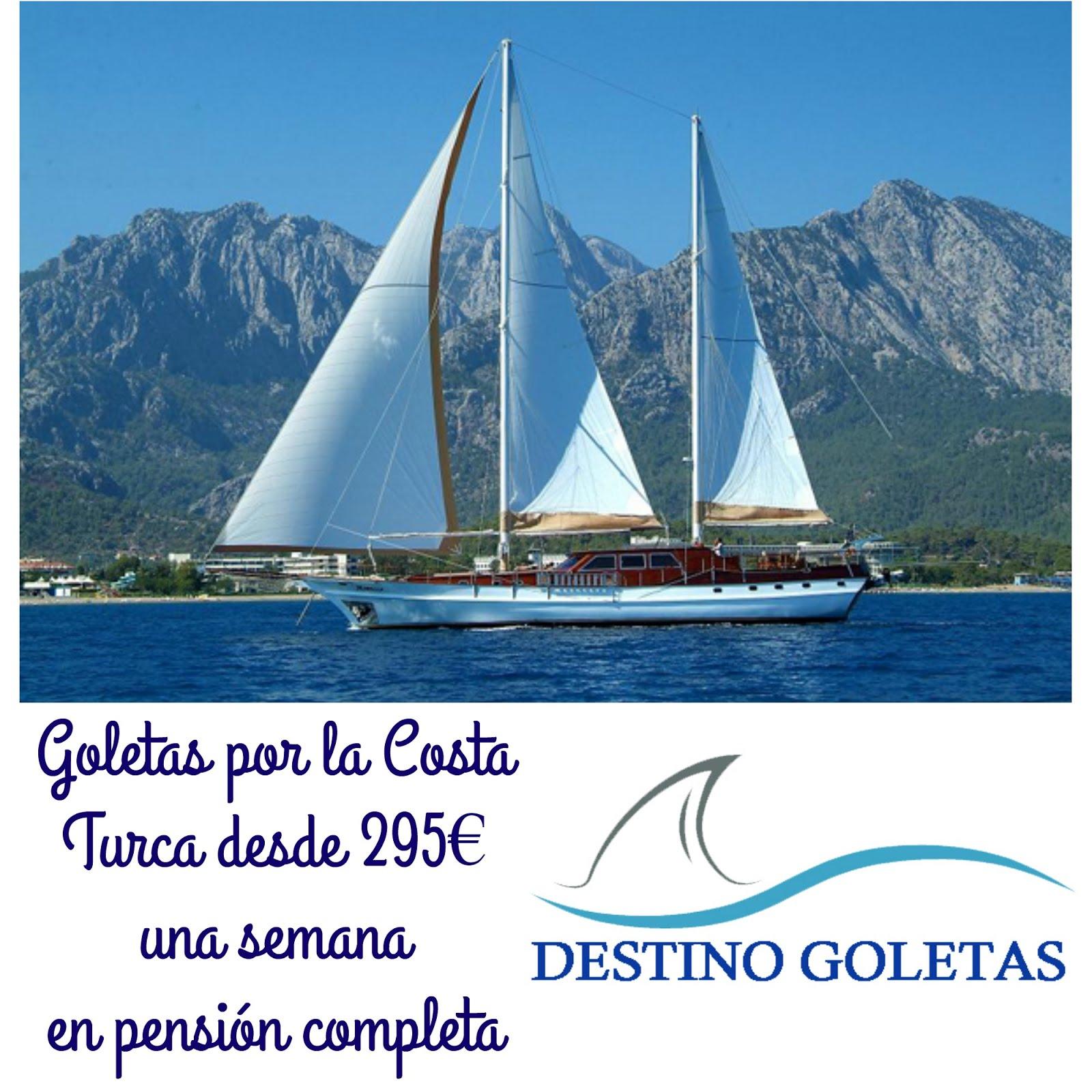 DESTINO GOLETAS