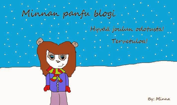 Minna-keijun panfu blogi