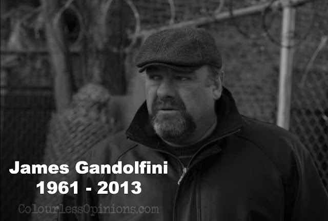 James Gandolfini The Drop RIP