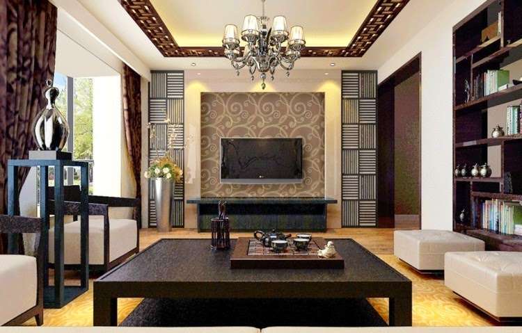 wall colors for living room with black furniture