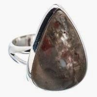 Inel cu opal boulder