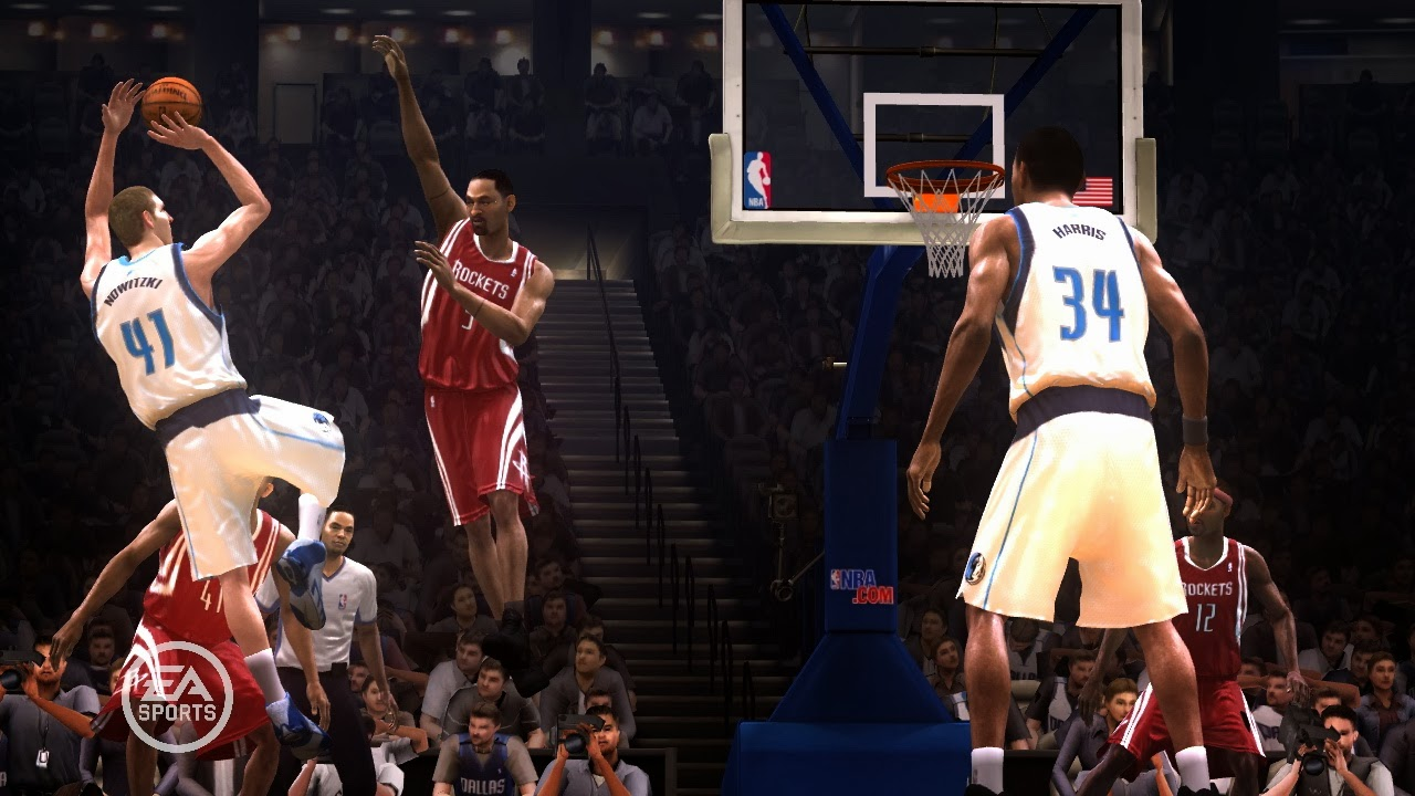NBA Live 07 Free Full Game Download