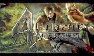Resident Evil APK + DATA