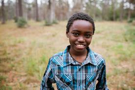 Garrison, age 9