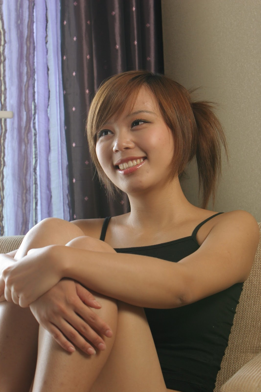 Girl next door gets ambush creampie on casting couch 6