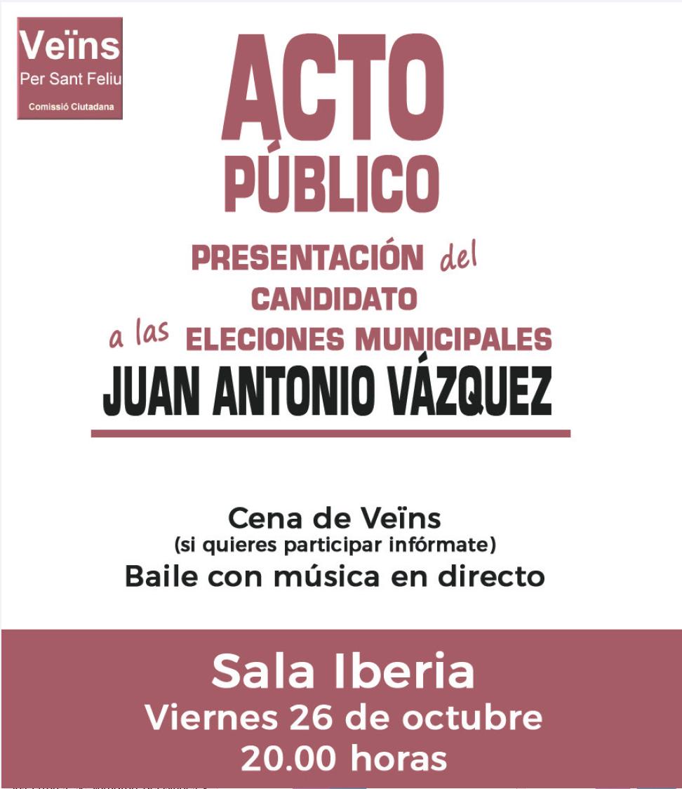 ACTO DE PRESENTACION DE CANDIDATO
