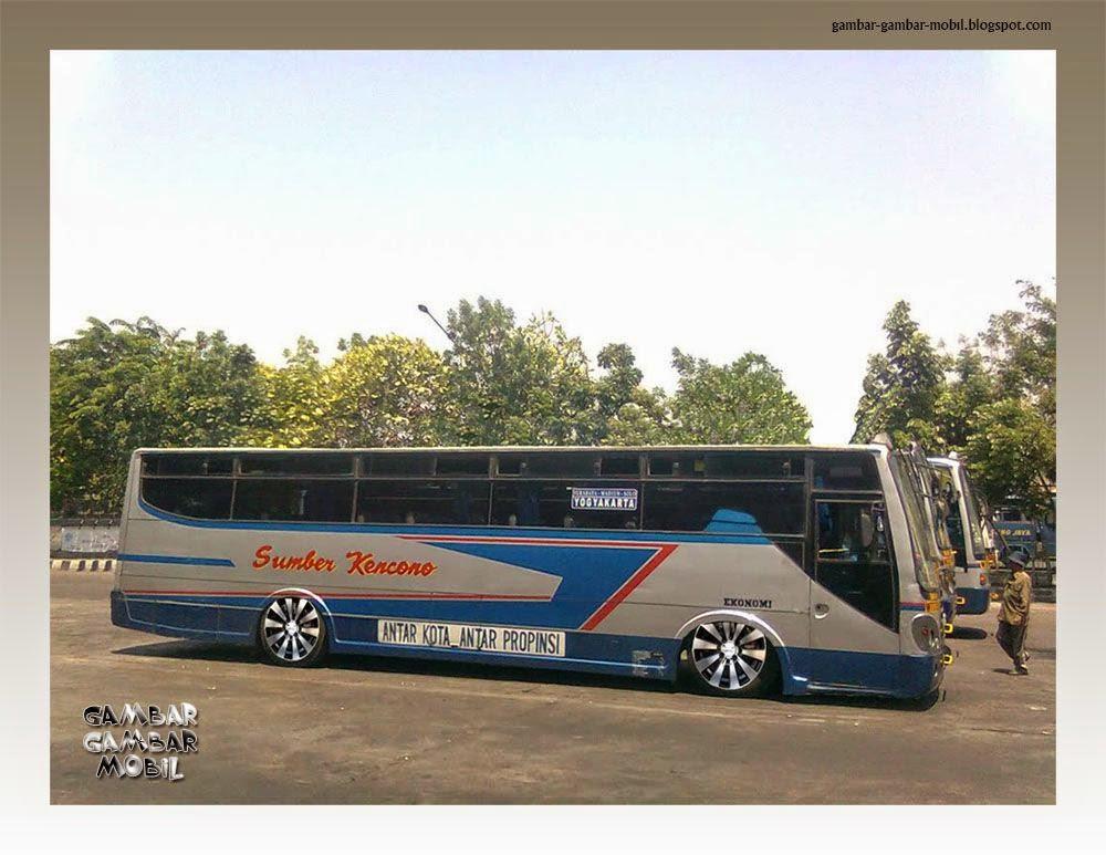 foto mobil bus pariwisata