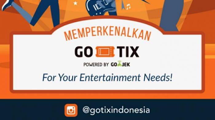 Go-Tix GoJek