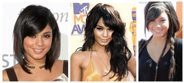 haircuts for long hair winter 2013 on Vanessa Hudgens Hairstyles - Trends Hairstyles