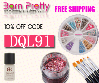 Born Pretty Coupon