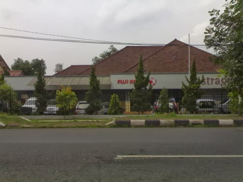 Foto Kantor Cabang Astragraphia Semarang