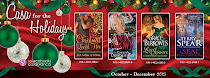 Casa for the Holidays 4-Book Giveaway