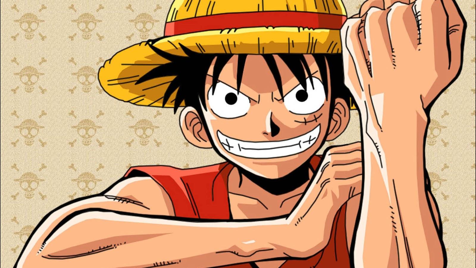 Luffy One Piece Gear Hd