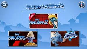 smurf-o-vision app screen shot 1