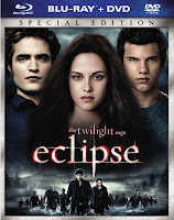 DVD de ECLIPSE (Blu-Ray)