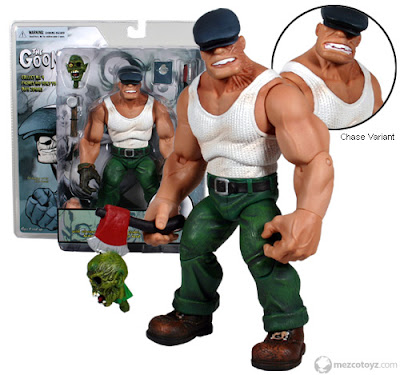 goon The Goon action figures