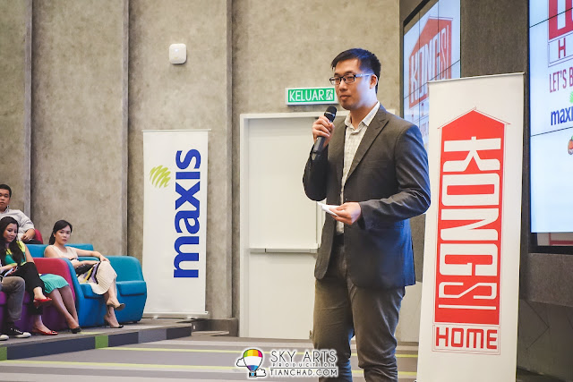 Johnson-Oei, CEO/Founder of EPIC Homes sharing about this meaningful collaboration with Maxis and numerous eCommerce site