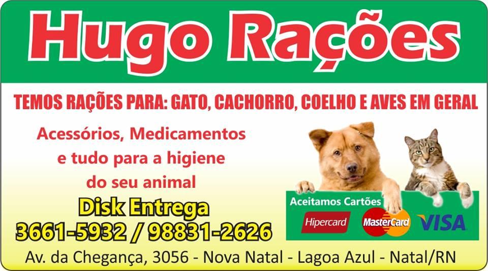 HUGO RAÇOES
