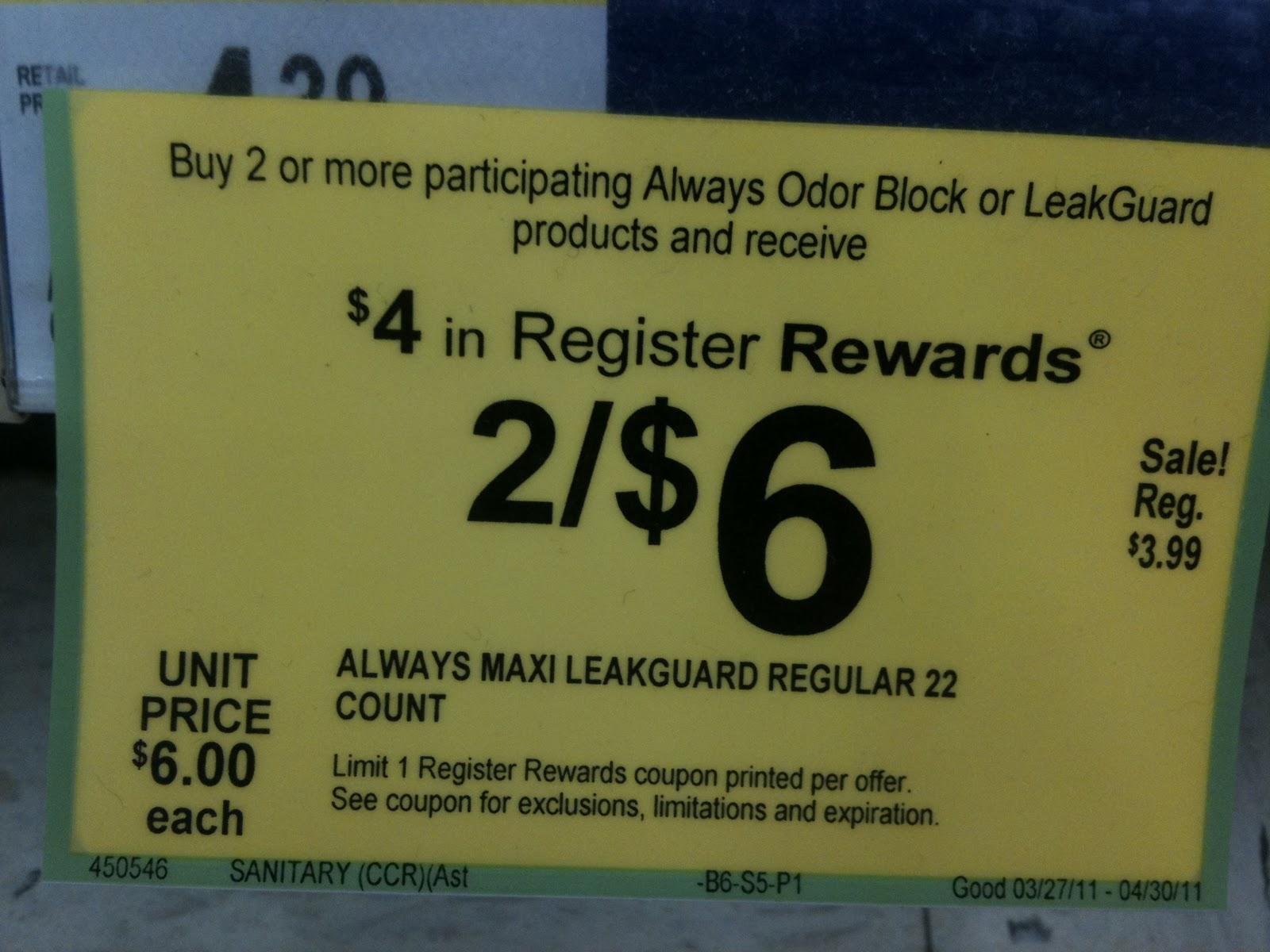 Always com coupons