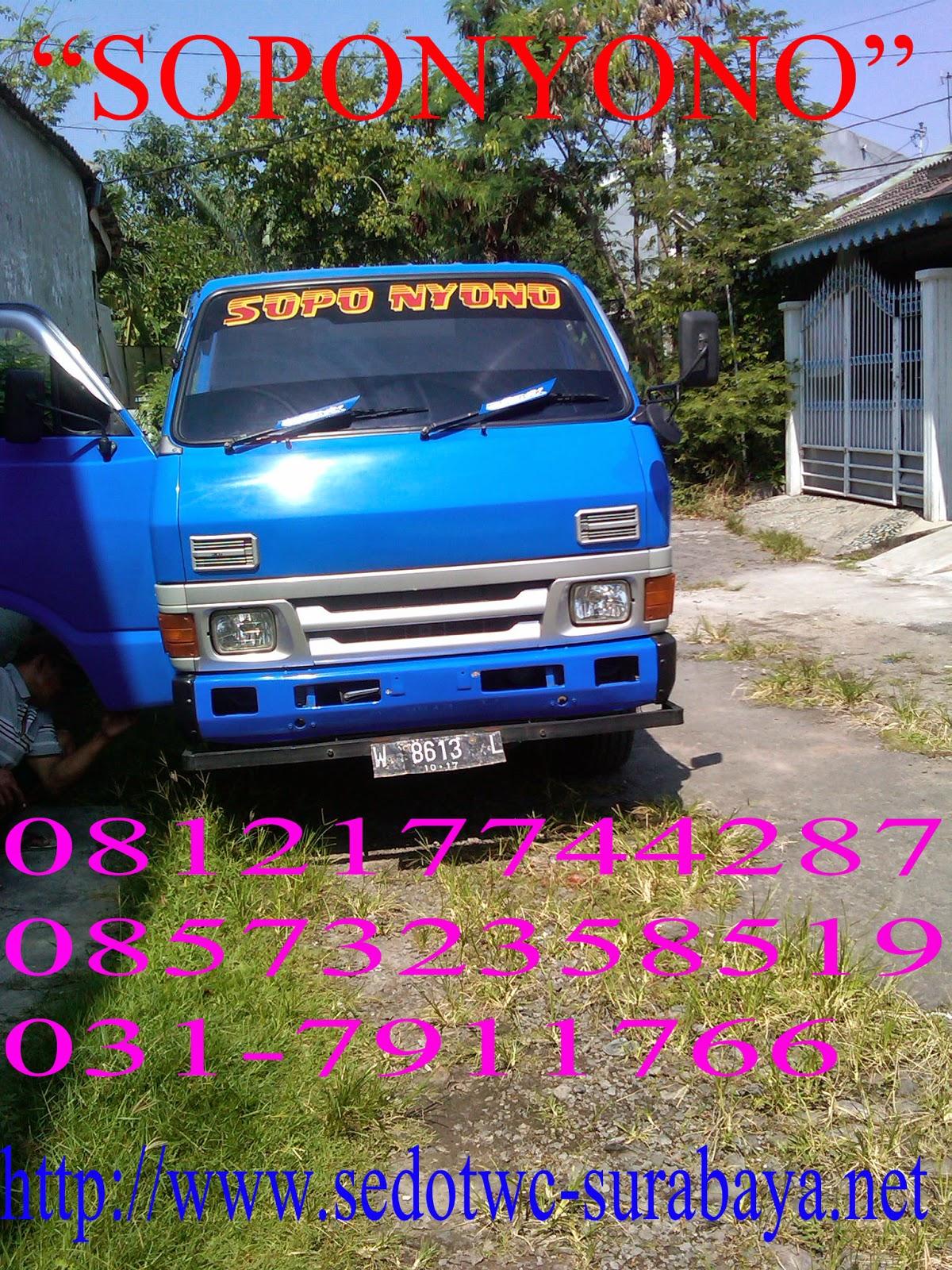 Sedot WC Gunungsari Surabaya Tlp 081217744287