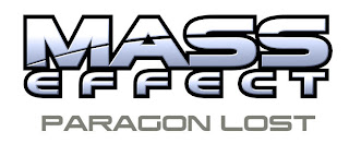 mass effect paragon lost logo Mass Effect: Paragon Lost (Movie)   Logo & Sneak Peek Video