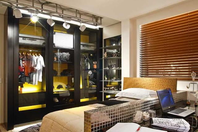 Habitacion juvenil decoracion de cuartos o habitaciones for Diseno de habitacion para adolescente