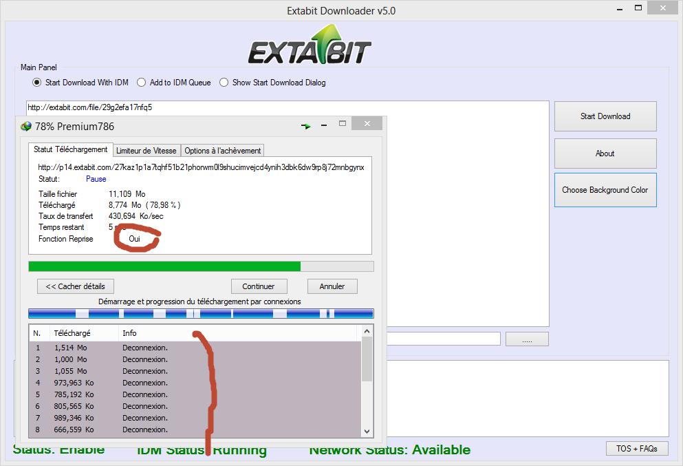 Extabit Downloader v5 Release